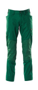 18379-230-03 Broek met kniezakken - groen