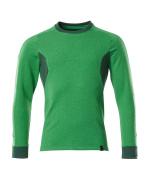 18384-962-33303 Sweatshirt - helder groen/groen