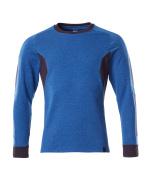 18384-962-91010 Sweatshirt - helder blauw/donkermarine