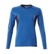 18391-959-91010 T-shirt, met lange mouwen - helder blauw/donkermarine