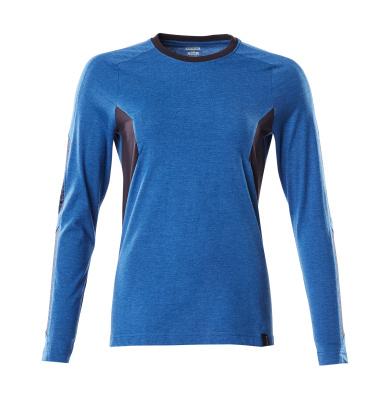 18391 T-shirt, met lange mouwen