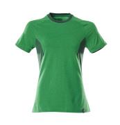 18392-959-01091 T-shirt - donkermarine/helder blauw