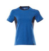 18392-959-91010 T-shirt - helder blauw/donkermarine