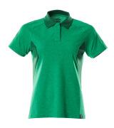 18393-961-33303 Poloshirt - helder groen/groen
