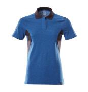 18393-961-91010 Poloshirt - helder blauw/donkermarine