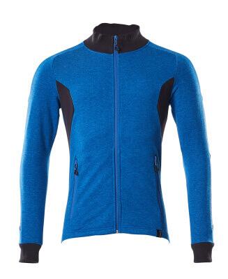 18484 Sweatshirt met rits