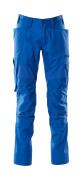 18579-442-91 Broek met kniezakken - helder blauw
