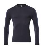 18581-965-010 T-shirt, met lange mouwen - donkermarine