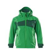 18901-249-33303 Shelljas voor kinderen - helder groen/groen