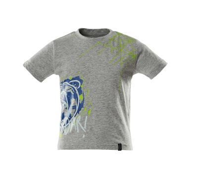 18982-965-08 T-shirts voor kinderen - grijs