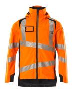 19001-449-14010 Shell jas - hi-vis oranje/donkermarine
