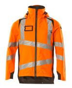 19001-449-1418 Shell jas - hi-vis oranje/donkerantraciet