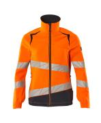 19008-511-14010 Jas - hi-vis oranje/donkermarine
