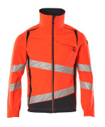 19009-511-14010 Jas - hi-vis oranje/donkermarine