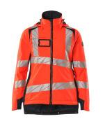 19045-449-14010 Winterjas - hi-vis oranje/donkermarine