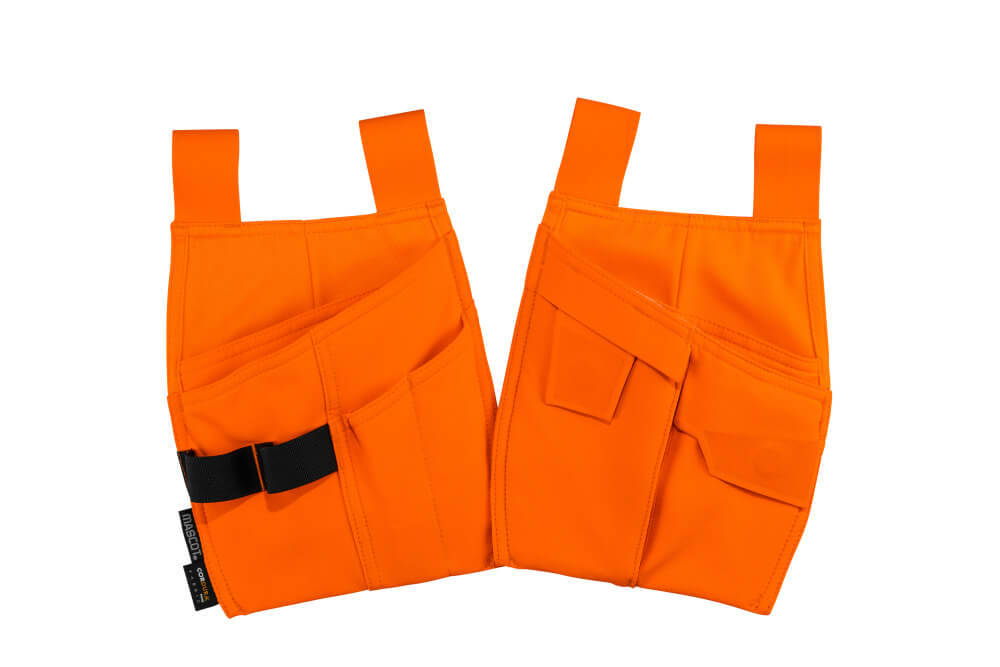 19050-711-14 Spijkerzakken - hi-vis oranje
