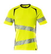 19082-771-14010 T-shirt - hi-vis oranje/donkermarine