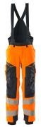 19090-449-14010 Winterbroek - hi-vis oranje/donkermarine