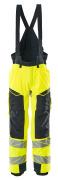 19090-449-17010 Winterbroek - hi-vis geel/donkermarine