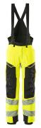 19090-449-1709 Winterbroek - hi-vis geel/zwart