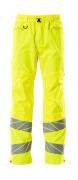 19590-449-17 Overtrekbroek - hi-vis geel