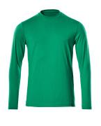 20181-959-333 T-shirt, met lange mouwen - helder groen