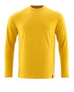 20181-959-70 T-shirt, met lange mouwen - Kerriegoud