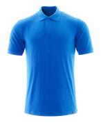 20183-961-91 Poloshirt - helder blauw