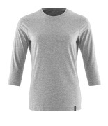 20191-959-08 T-shirt - grijs-melêe
