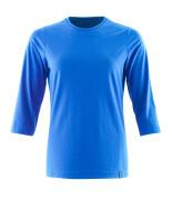 20191-959-91 T-shirt - helder blauw