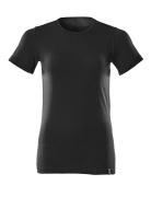 20492-786-90 T-shirt - Diepzwart