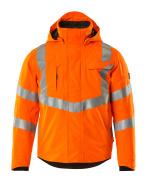 20535-231-14 Winterjas - hi-vis oranje