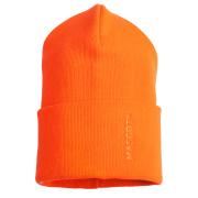 20650-610-14 Gebreide muts - hi-vis oranje