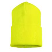 20650-610-17 Gebreide muts - hi-vis geel