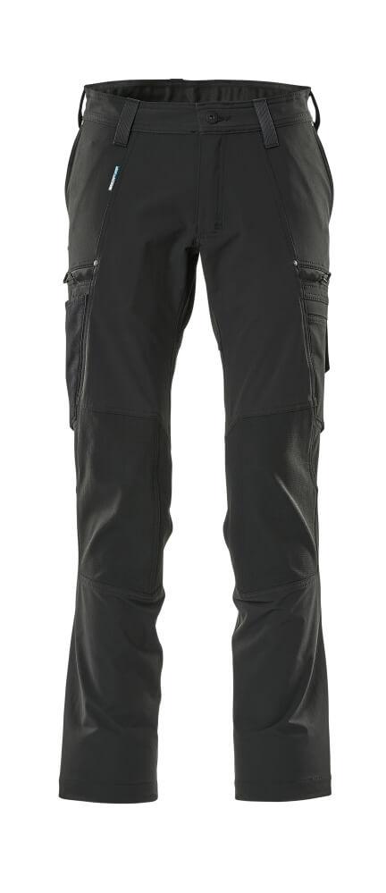 21679-311-09 Functionele broek - zwart