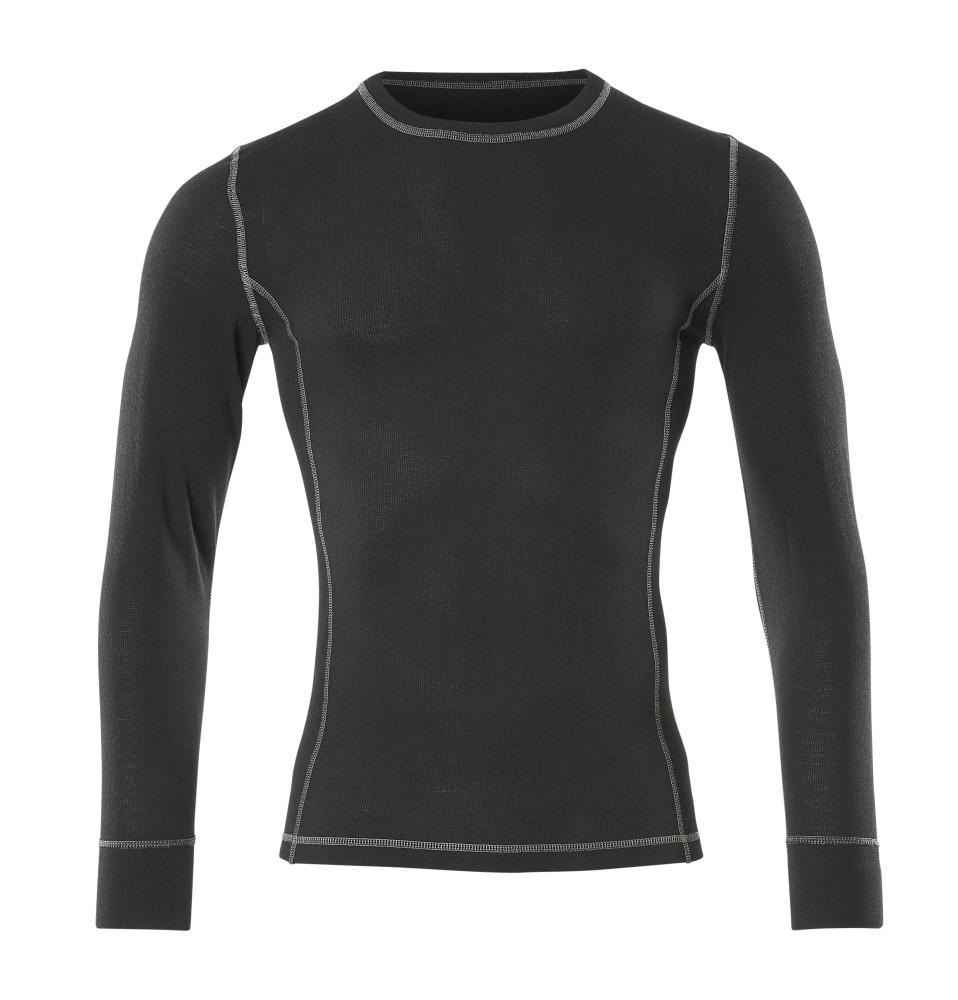 50027-871-09 Functioneel hemd - zwart