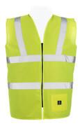 50107-310-17 Veiligheidshesje - hi-vis geel