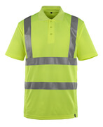 50114-949-17 Poloshirt - hi-vis geel
