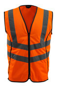 50145-977-14 Veiligheidshesje - hi-vis oranje