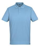 50181-861-71 Poloshirt - lichtblauw