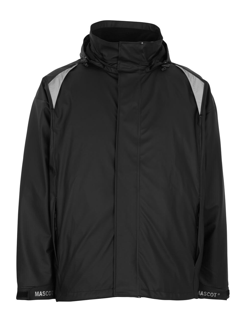 50202-859-09 Regenjas - zwart