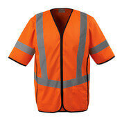50216-310-14 Veiligheidshesje - hi-vis oranje