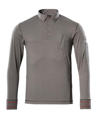50352 Polosweatshirt