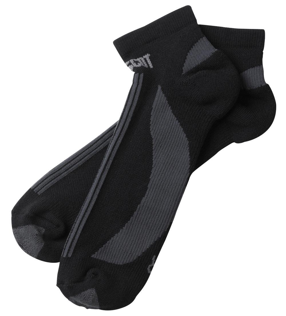 50411-881-0918 Sokken - zwart/donkerantraciet