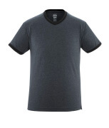 50415-250-73 T-shirt - zwart denim