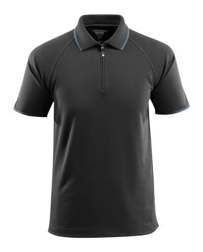 50458-978-09 Poloshirt - zwart