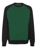 50503-830-0309 Sweatshirt - groen/zwart
