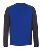 50568-959-11010 T-shirt, met lange mouwen - korenblauw/donkermarine