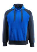 50572-963-11010 Capuchontrui - korenblauw/donkermarine