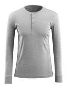 50581-964-08 T-shirt, met lange mouwen - grijs-melêe